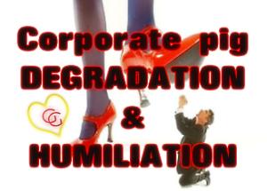 hypno findom, financial domination, corporate pig domination